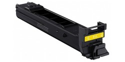 Cartouche laser Konica-Minolta TN 318K (A0DK233) remise à neuf, jaune