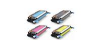 Ensemble de 4 cartouches laser Brother TN-315 noir-cyan-magenta-jaune compatible
