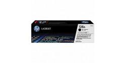 Cartouche laser HP CE320A (128A) originale noir