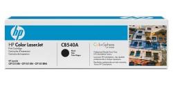 Cartouche laser HP CB540A (125A) originale, noir