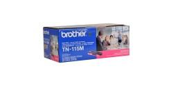 Cartouche laser Brother TN-115 haute capacité originale magenta