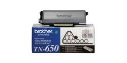 Cartouche laser Brother TN-650 haute capacité originale noir