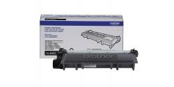 Cartouche laser Brother TN-660 haute capacité originale noir