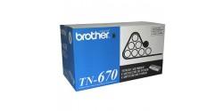 Cartouche laser Brother TN-670 originale noir